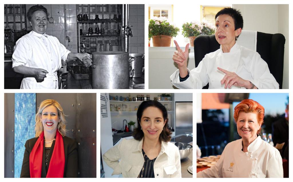 Estas son las 13 únicas mujeres que han conseguido tres estrellas Michelin en la historia de la guía