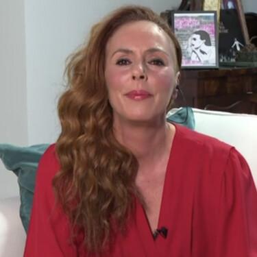 """Rocío Carrasco se derrumba en directo ante la cita judicial de su hijo David Flores: """"No pierdo la esperanza de ver a mi enano"""""""