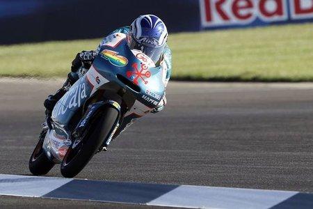 MotoGP Indianápolis 2010: victoria para Nico Terol, caída y remontada de Marc Márquez en 125