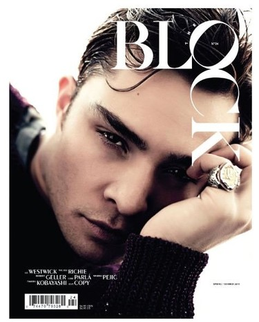 Ed Westwick: actor, chico de portada y sobre todo 'it boy'
