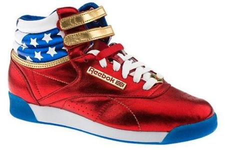 Zapatillas Reebok Freestyle Wonder Woman