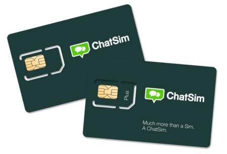 WhatSim se convierte en ChatSim, más aplicaciones compatibles pero nuevo sistema de créditos