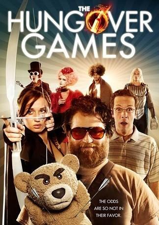 'The Hungover Games', tráiler y cartel de la parodia de 'Los juegos del hambre' y 'Resacón en Las Vegas'