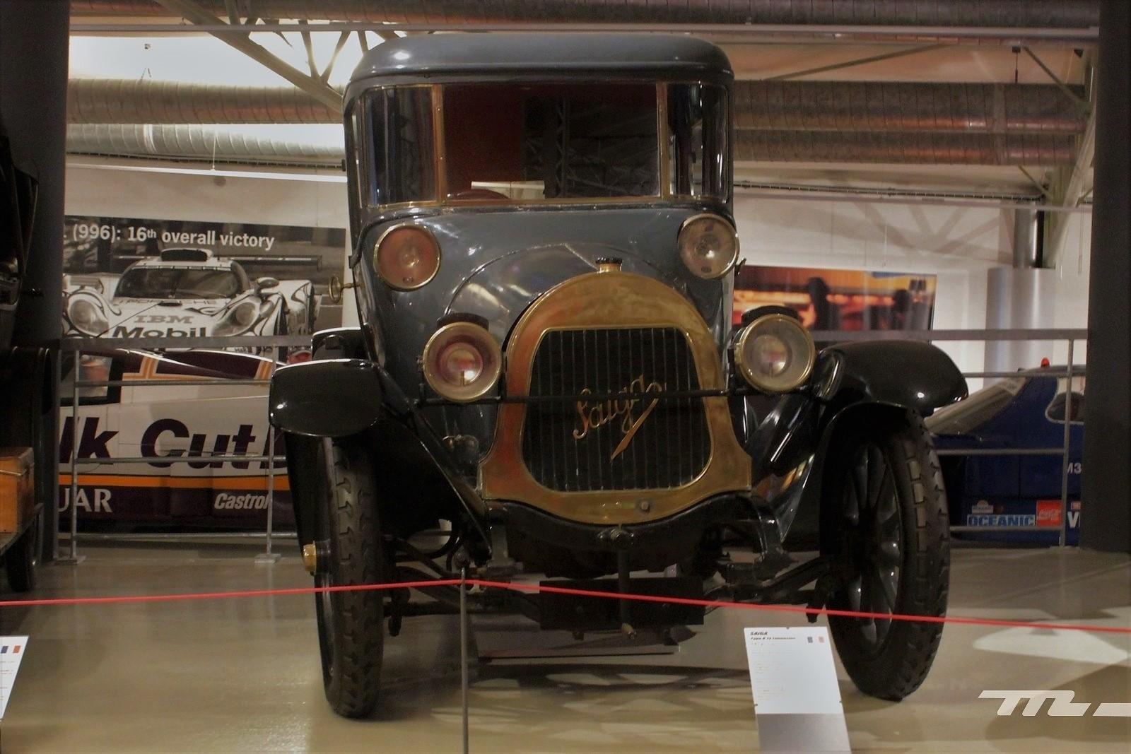 Foto de Museo de las 24 Horas de Le Mans (inicios) (18/30)