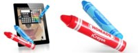 iCrayon, un stylus para que los más pequeños puedan pintar en el iPad