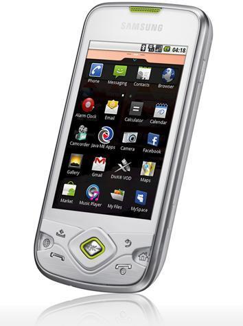 Samsung Galaxy Spica recibirá de forma oficial Android 2.1 y algunas novedades