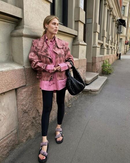 Cómo combinar leggings esta primavera 2021 para seguir las tendencias que dicta Instagram