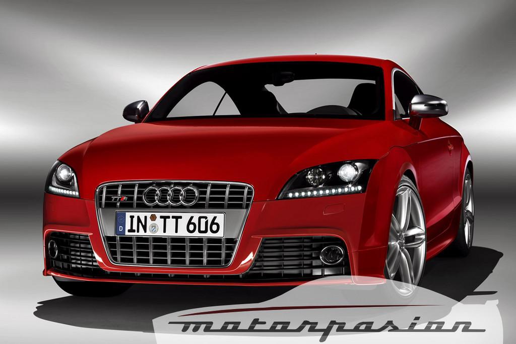 Foto de Audi TTS (34/40)