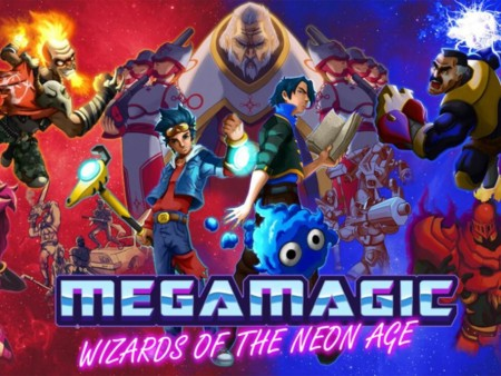 Megamagic Wizards Of The Neon Age Pc Wzxv