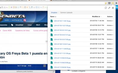 QuickDrop optimiza el funcionamiento de Dropbox desde el navegador
