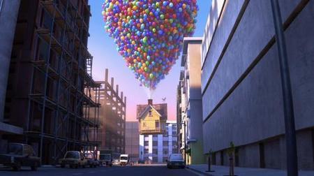 'Up', Pixar encuentra su techo