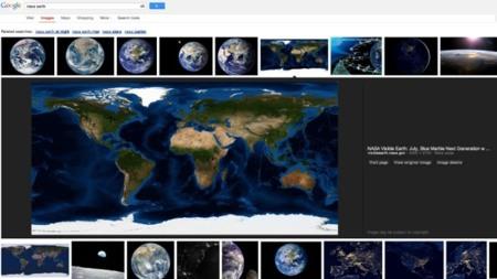 Google Imágenes se rediseña y mostrará los resultados en un panel interior