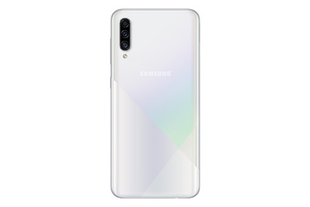 Galaxy A30s White Back