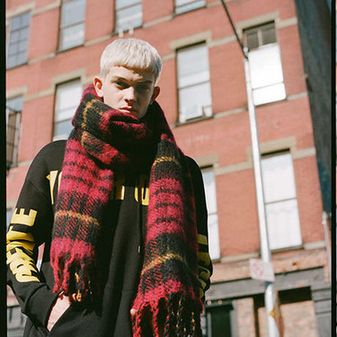Bershka borra las fronteras con 'The Dreamers', una optimista editorial de otoño