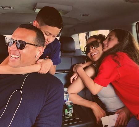 Todo el mundo habla de la hija de Jennifer López y no nos extraña: ha heredado la voz de sus padres