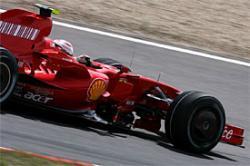 Kimi Raikkonen se muestra cauteloso con la buena forma de Ferrari