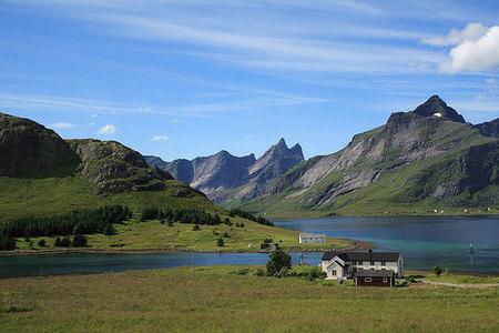 El mejor destino del mundo: Los Fiordos Noruegos