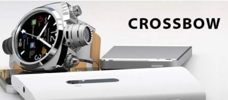 Hyetis Crossbow el smartwatch más completo del mercado, cámara de 41 Mpx