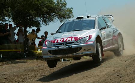 Peugeot 206 WRC Tierra