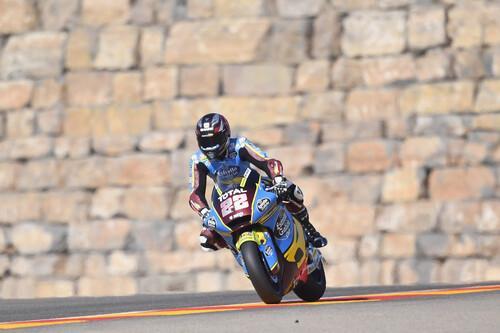 Sam Lowes vuelve a aprovechar la caída del líder para ganar pero es Enea Bastianini el nuevo líder de Moto2