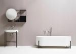 Un cuarto de baño ideal para amantes del minimalismo