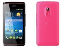 El Acer Liquid Z200 quiere romper el mercado Android con un precio de 79 euros