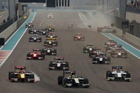 La GP2 y la GP2 Asia Series se unirán a partir de la temporada 2012