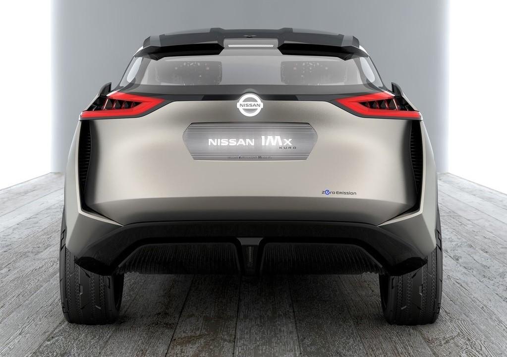 Foto de Nissan IMx Kuro concept (9/10)