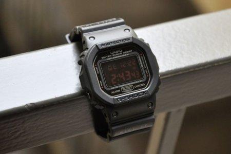 Huffer diseña un nuevo Casio G-Shock DW-5600MS