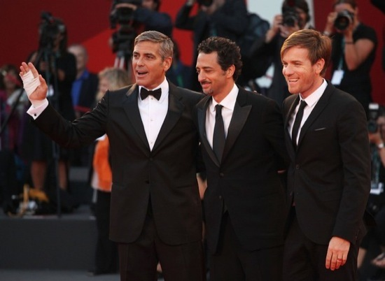 Foto de George Clooney, Ewan McGregor, Matt Demon y más nombres en el Festival de Venecia 2009 (14/35)