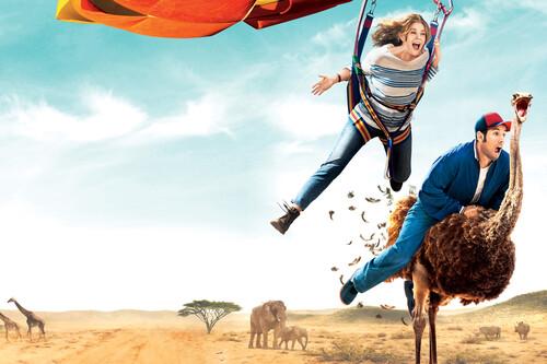'Juntos y revueltos': Adam Sandler y Drew Barrymore revalidan su química en una divertida comedia familiar