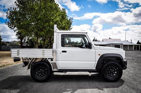 Suzuki Jimny Pick Up 3