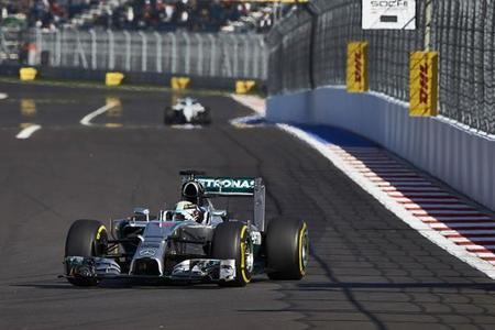 GP Rusia: una de cal y una de arena (carrera)