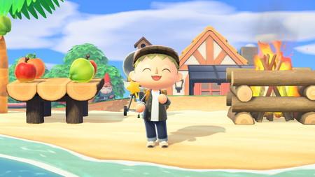 Animal Crossing New Horizons: estrellas fugaces, cómo fabricar una varita mágica