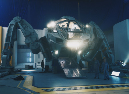 Independence Day Resurgence nave