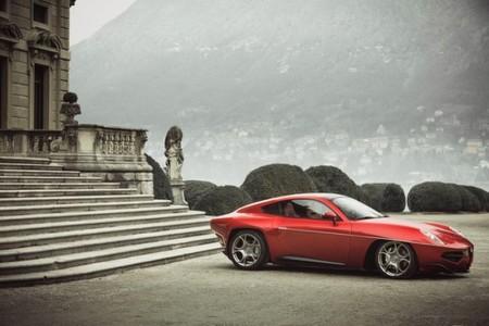 Alfa Romeo Disco Volante, una preparación de Touring Superleggera