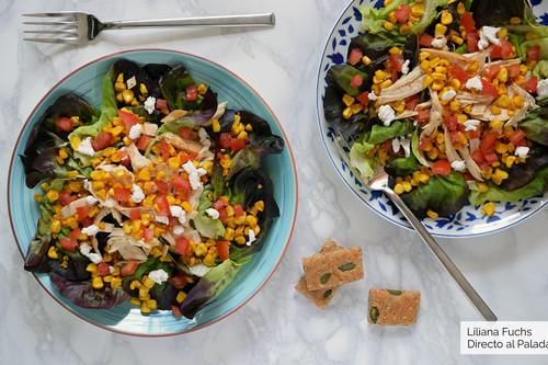 Comer sano en Directo al Paladar (LVII): el menú ligero del mes