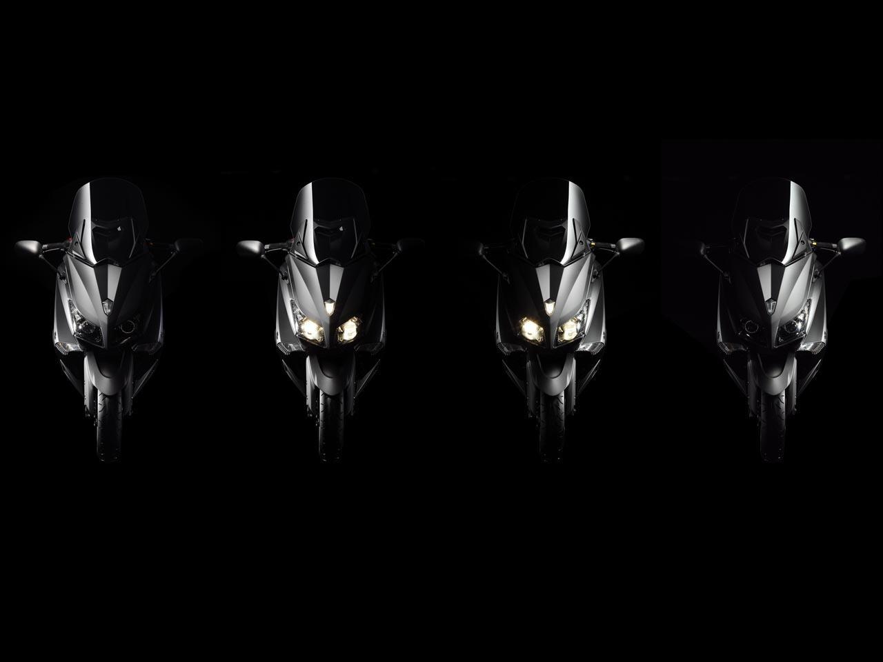 Foto de Yamaha T-Max 2012, fotos de estudio (18/25)