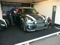 Mini JCW World Championship 50 avistado en el evento Mini United