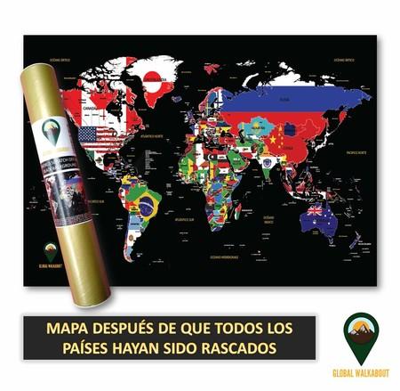 Mapa Viajero