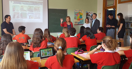 Centro educativo digital Murcia