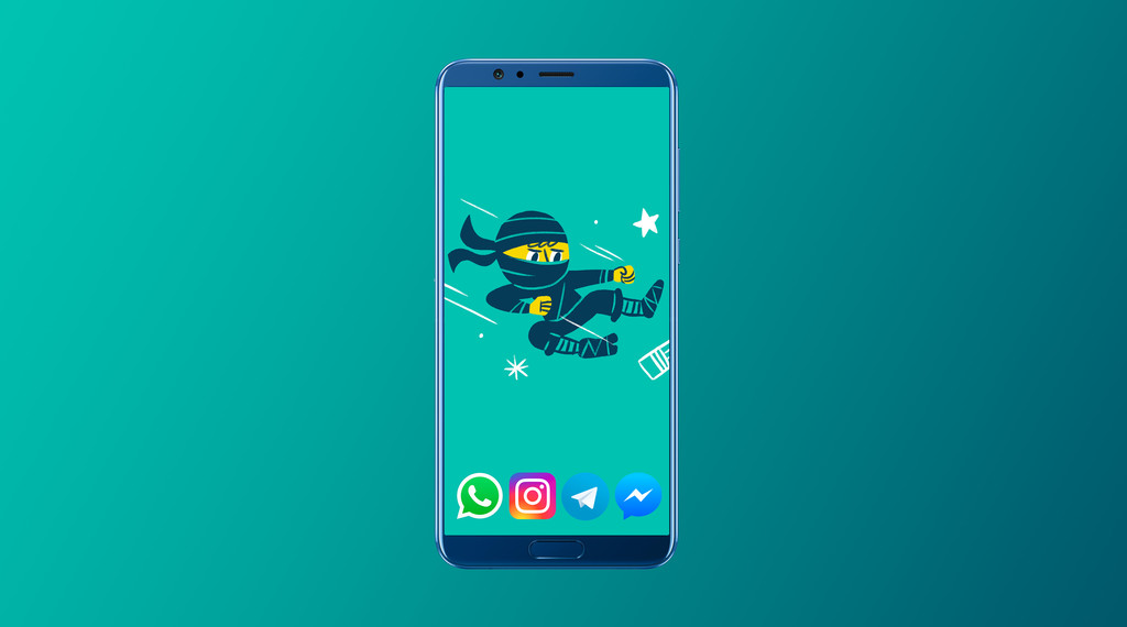 Chat mode ninja: how to hide the last connection time in WhatsApp, Telegram, Instagram and Facebook