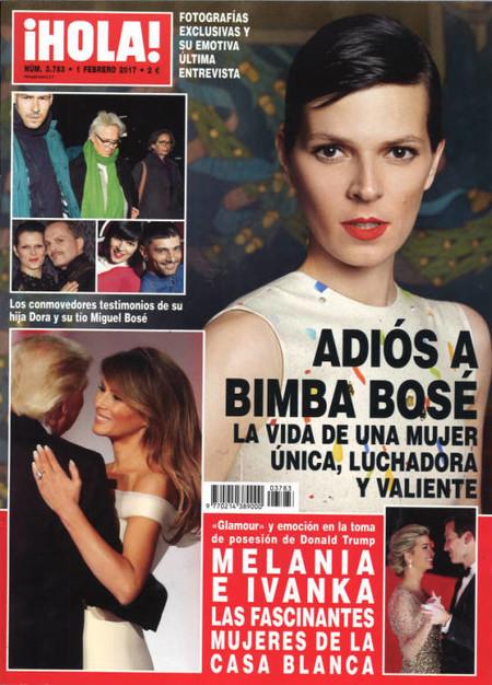Bimba y los Trump