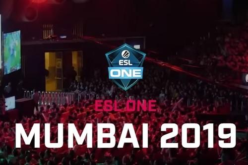 Estos son los 8 equipos que veremos en la ESL One Mumbai de Dota 2