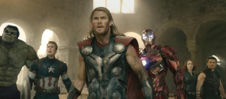 Vengadores La Era De Ultron 3