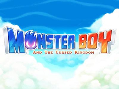 Monster Boy and the Cursed Kingdom nos muestra algunas de sus transformaciones en su nuevo tráiler