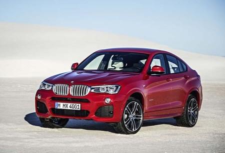 BMW X4: el hermanito pequeño del X6