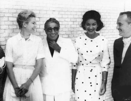Onassis Y Maria Callas