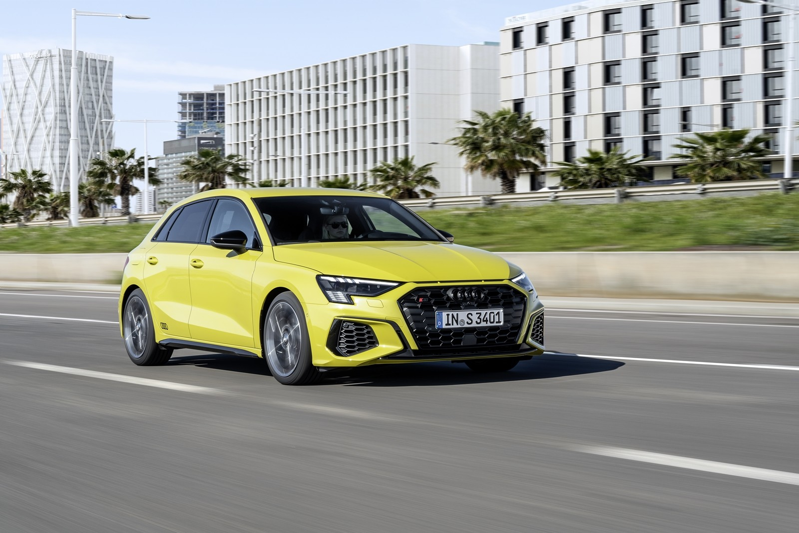 Foto de Audi S3 2020 (28/54)