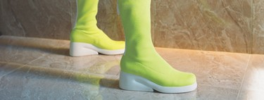 Esta primavera tus pies reclamarán todo el protagonismo: distintos diseños flúor que acapararán toda la atención